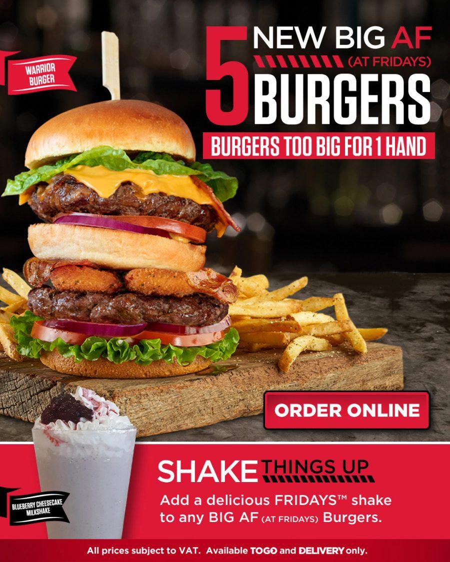 Big AF Burgers